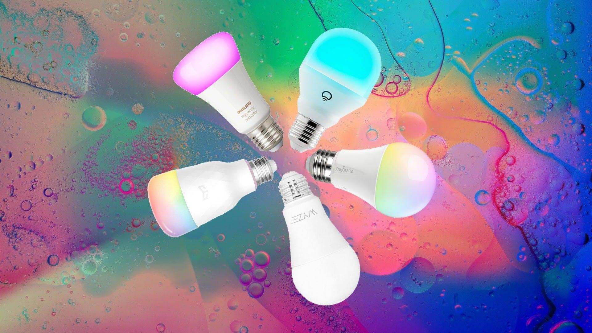 Protocolli e caratteristiche della lampadina intelligente